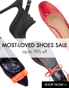 Save Up to 70% OFF Most-Loved Shoes Brands + Free Shipping On Orders Over 40$ at Zalora Sg