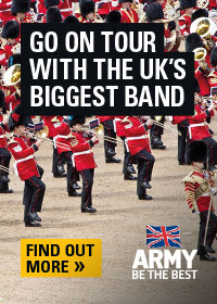 CAMUS: Corps of Army Music Brass Bands