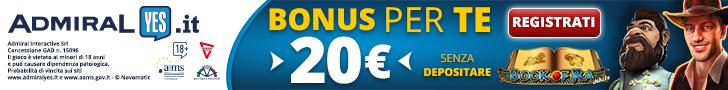 Bonus Casino e Slot YES